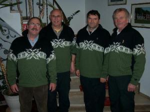 3. Mannschaft 2012 Aufstieg in die BOL