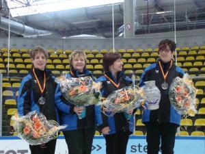 Deutscher Pokal 2012 Damen Ü/50
