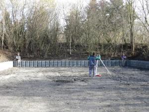 Bau Stockbahn 18