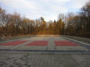 Bau Stockbahn 256