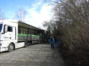 Bau Stockbahn 4