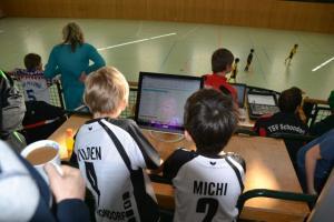 Hallenturnier TSV Schondorf  2012 007