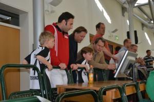 Hallenturnier TSV Schondorf  2012 069