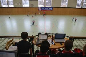 Hallenturnier TSV Schondorf 2015
