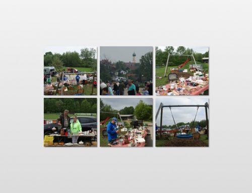 Ausweichtermin Flohmarkt Samsatg 18.09.2021