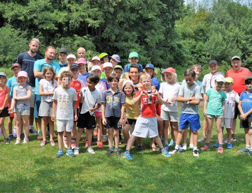Sommer…Sonne….Tenniscamp 2018
