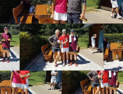 Tennis Vereinsmeisterschaft Herren 2018