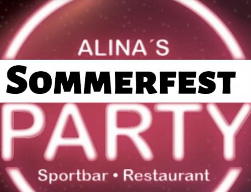 Alina's Sommerfest 2019