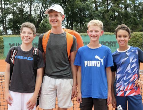 Jugendtennis-Mannschaften so erfolgreich wie noch nie!