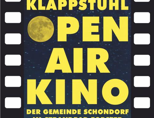 Open Air Kino Schondorf 2021