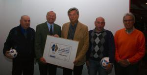 """Verleihung """"Goldene Raute"""" 2012"""