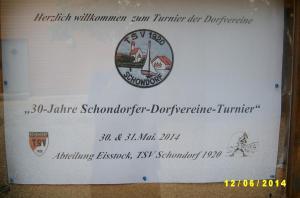 Dorfvereineturnier 2014