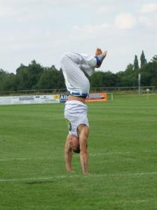 Capoeira Schondorf 1
