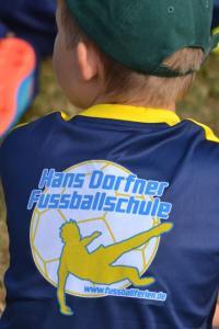 Dorfner Fussballschule Sommer 2015