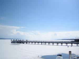 Winter am Ammersee